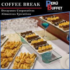 Corporativo Coffebreak, Almuerzos, Activación, Escenarios