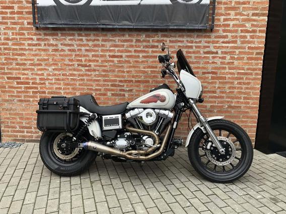Harley Davidson Dyna Low Rider 2016 Impecável