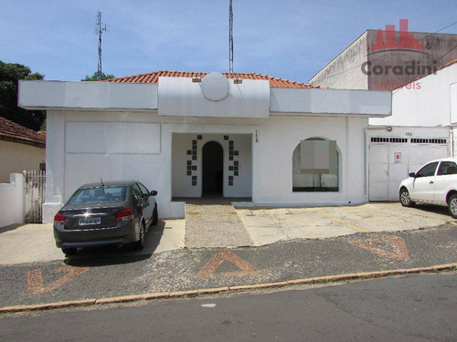 Imagem 1 de 8 de Casa Com 3 Dormitórios, 330 M² - Venda Por R$ 1.000.000,00 Ou Aluguel Por R$ 2.200,00/mês - Vila Pavan - Americana/sp - Ca1376