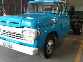 Ford Ford F 100/350 Cabine Luxo