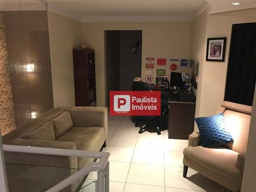 Cobertura À Venda, 230 M² Por R$ 1.908.000,00 - Saúde - São Paulo/sp - Co0781