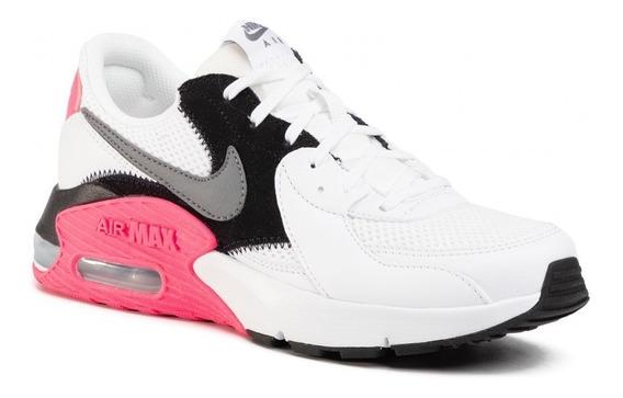 Zapatillas De Moda Mujer Nike Air Max Excee W Cd5432-100