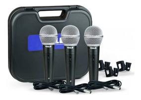Microfone Com Fio Vokal Vm 500