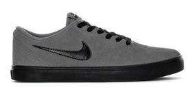 Tênis Nike Sb Check Solar Original De Lona Sola De Borracha