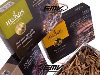 Chips Y Astillas De Leña Para Ahumar - Humos Asado Parrilla