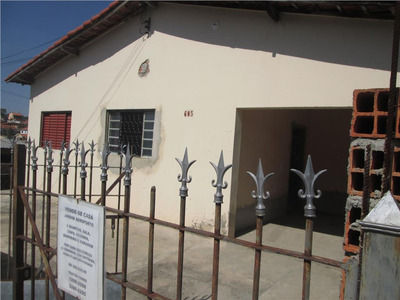 Casa Residencial À Venda, Vila Aeroporto, Campinas. - Ca0387