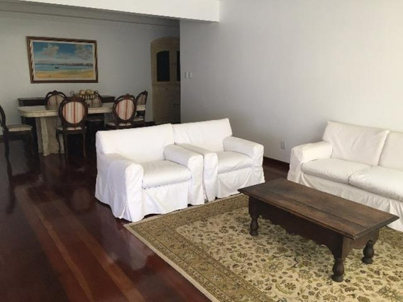 Excelente Apartamento 3 Quartos 200,00 M2 Vista Mar - Sfl215 - 34407949