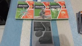 Coleção Amabis & Martho 3v Biologia Ensino Médio