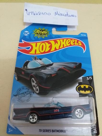 Hotwheels Tv Séries Batmobile