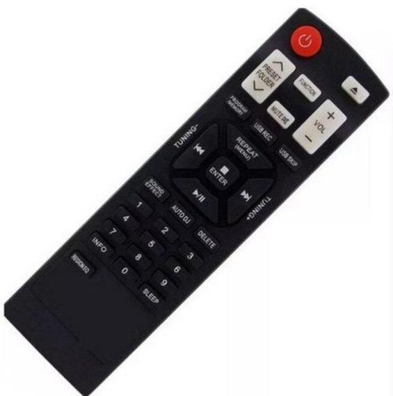 Controle Remoto Som LG Cm 4420 ( Akb73655721 / Akb73655702)