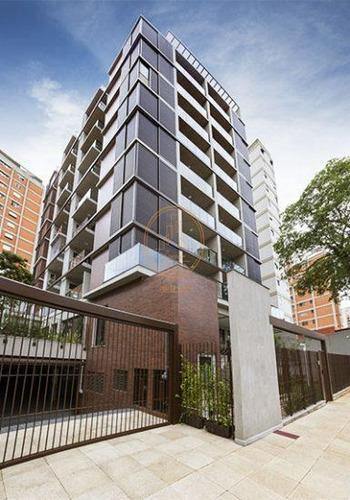 Apartamento  Com 1 Dormitório(s) Localizado(a) No Bairro Pinheiros Em São Paulo / São Paulo  - 2068:904178