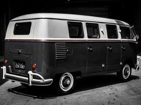 Kombi 1962 Luxo 06 Portas