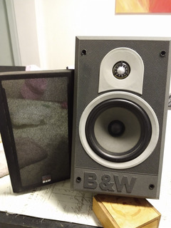 Parlantes Bowers & Wilkins Dm 550