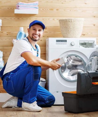 Imagem 1 de 3 de Conserto De Maquina De Lavar