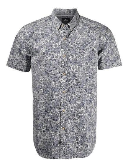 Camisa Hombre Rip Curl Preset Nav Original Envío Gratis