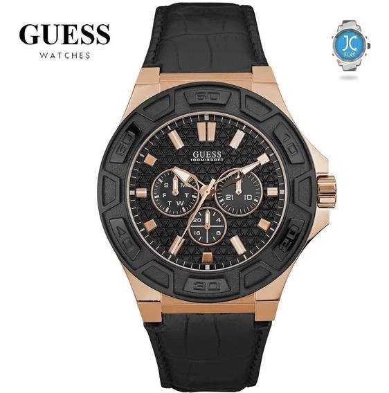 Reloj Guess Force Casual - Negro - 100% Original, Nuevo