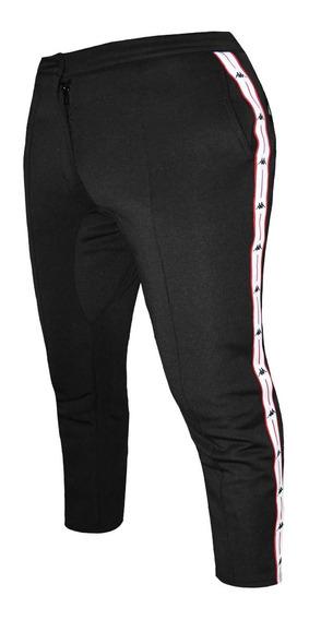 Pantalon Largo Kappa Authentic Jpn Bilma Moda Original