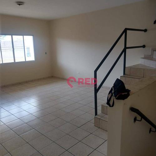 Sobrado Com 3 Dormitórios À Venda, 317 M² Por R$ 400.000,00 - Jardim Boa Esperança - Sorocaba/sp - So0326