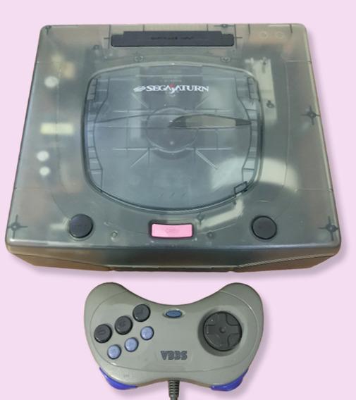 Sega Saturn Skeleton Tectoy Chaveado