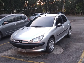 Peugeot Presence 1.4 Gasolina 4 Portas 2005/2006 Único Dono.