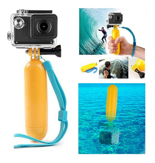 Boia Flutuante Bastão Bobber Floaty Para Go Pro