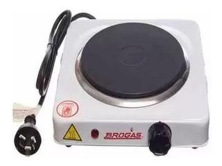 Anafe Electrico 1 Hornalla Brogas Cocina Anafes Calentador