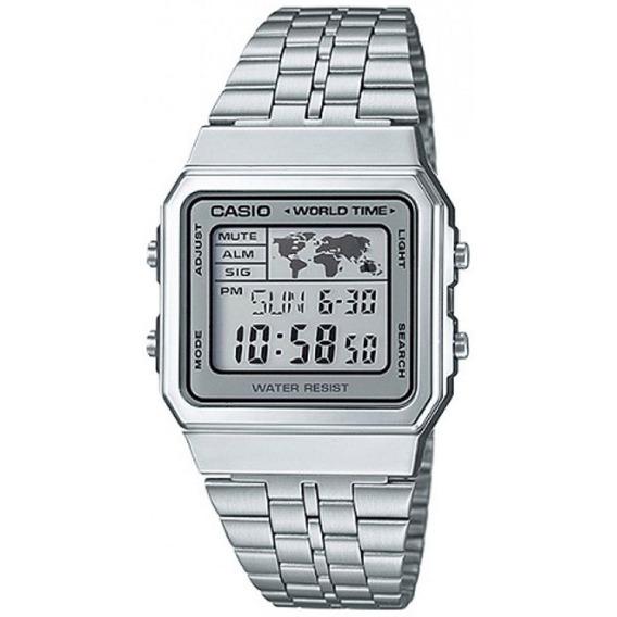 Relógio Casio Vintage A500wa-7df Original