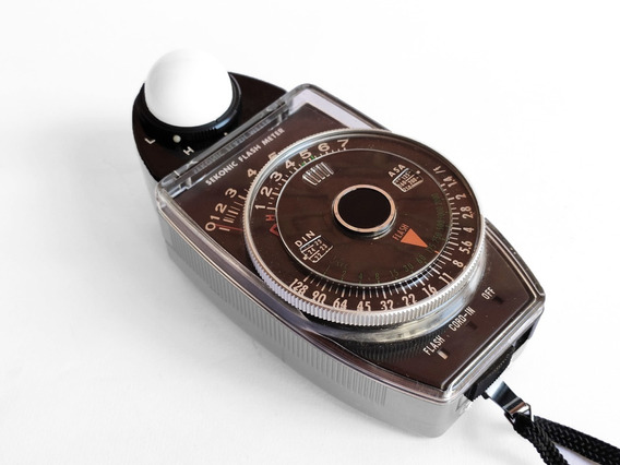Fotômetro Sekonic Flash Meter Studio Deluxe