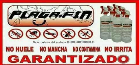 Plagafin 1 Litro