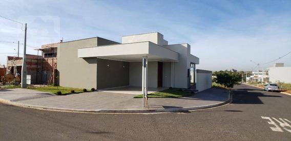 Casa Com 3 Dormitórios À Venda Por R$ 480.000 - Aeroporto - Araçatuba/sp - Ca0886