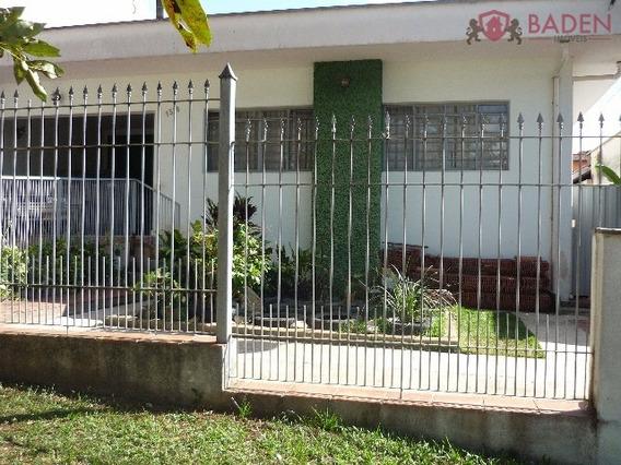 Casa Residencial / Comercial Em Campinas - Sp, Parque Sao Quirino - Ca00448
