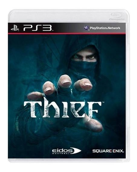Jogo Ps3 Thief Original Usado Mídia Física