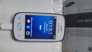 Samsung S5310 Pocket Neo Branco Cam