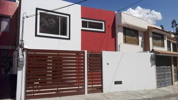 Preciosa Casa En Venta Al Estrenar En La Ciudad De Latacunga