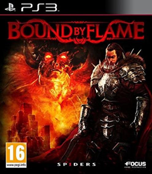 Jogo Bound By Flame Ps3 Mídia Física Blu-ray Lacrado Novo