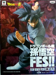 Banpresto Original Dragon Ball Fes Goku Black