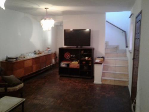 Sobrado 3 Dormitórios, 2 Suítes Na Vila São Paulo - Af22062