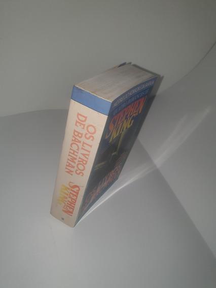 Os Livros De Bachman - 12x Sem Juros