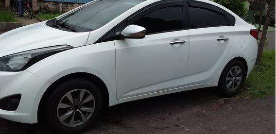 Hyundai Hb20s 1.6 Comfort Plus Flex 4p 2015