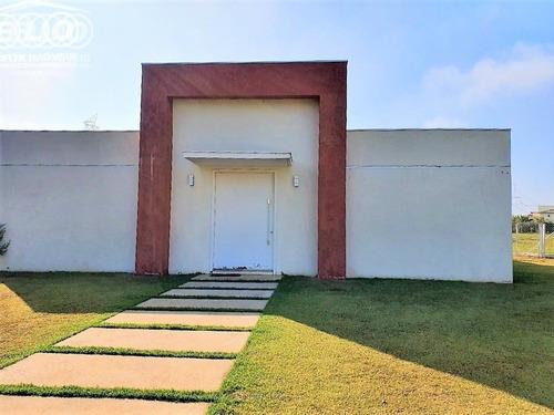 Imagem 1 de 18 de Chacará Condominio Residencial Salto, Ao Lado Rodovia Santos Dumont - Ch00405 - 69665090