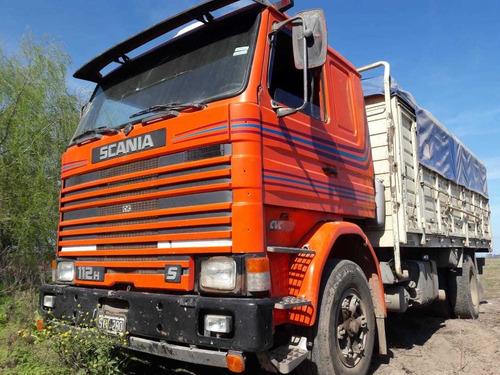 Scania R112hs46