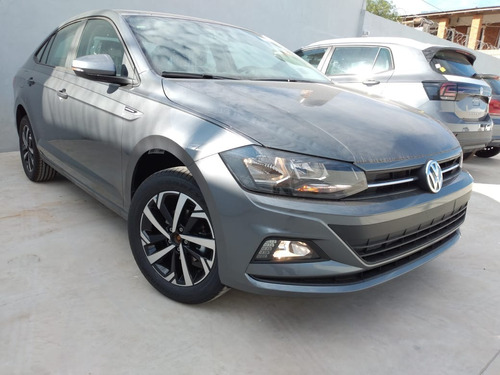 Volkswagen Virtus Comfortline Motor 1.6 110cv At Tiptronic