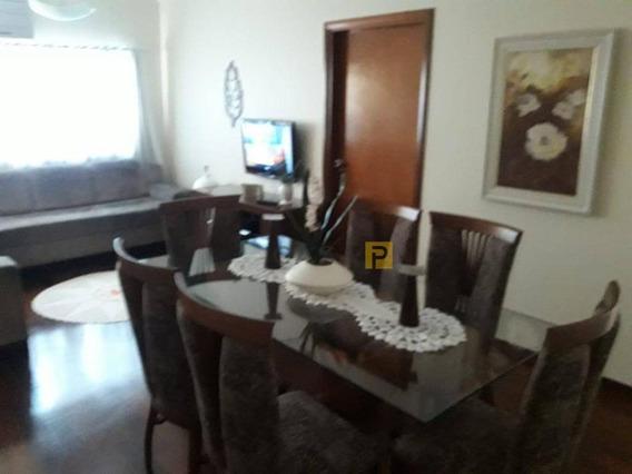 Apartamento Com 2 Dormitórios À Venda, 90 M² Por R$ 280.000 - Jardim São Paulo - Americana/sp - Ap0400