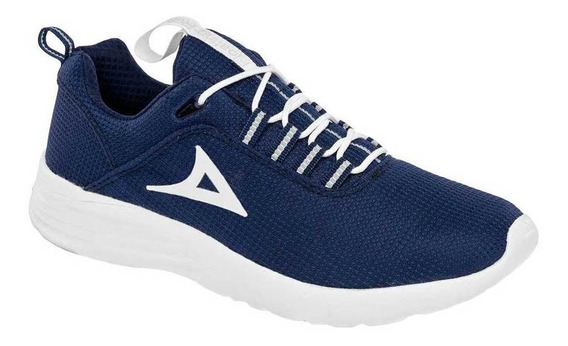 Tenis Pirma Mujer 248 Color Marino Talla 22-26 -shoes