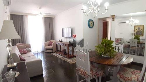 À Venda Por R$ 332.800 Apartamento Com 3 Dormitórios, 98 M²- Jardim Irajá - Ribeirão Preto/sp - Ap3753