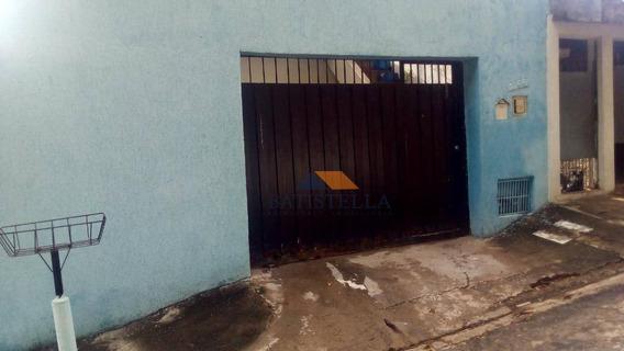 Casa Com 3 Dormitórios À Venda, 180 M² Por R$ 250.000 - Vila Queiroz - Limeira/sp - Ca0643