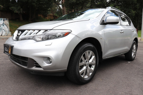 Nissan Murano Z51 At 3500cc V6 Aa 6ab Abs 4x4 Sunroof