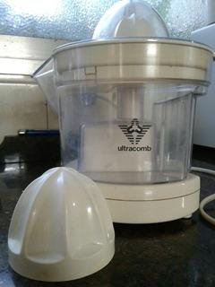 Exprimidor Extractor De Jugo Electrico Ultracomb
