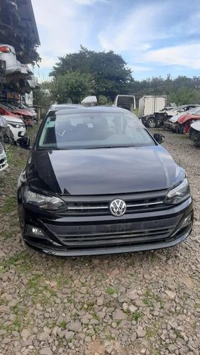 Imagem 1 de 9 de Sucata Volkswagen Polo 1.0 Tsi 2019/2020 Flex