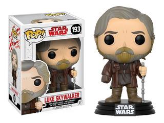 Funko Pop! Star Wars #193 Luke Skywalker Original